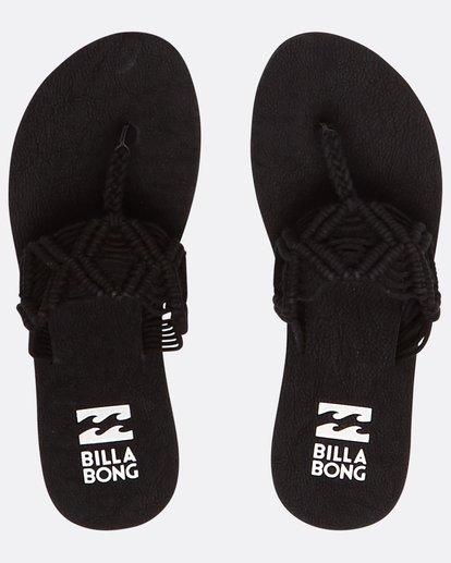 0 Setting Free 2 Sandals Noir H9FF09BIP8 Billabong