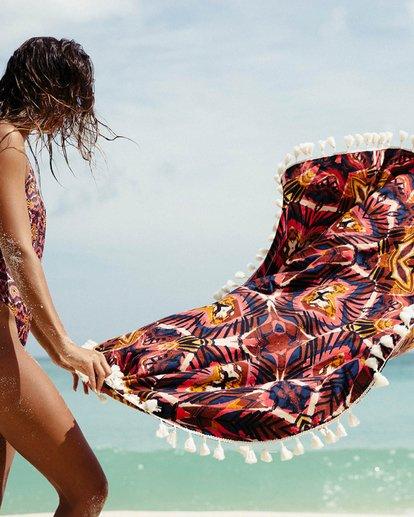 1 Sunny Beach Blanket Towel  H9TO01BIP8 Billabong