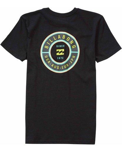 1 Baby Boys' Rotor T-Shirt  I401LROT Billabong