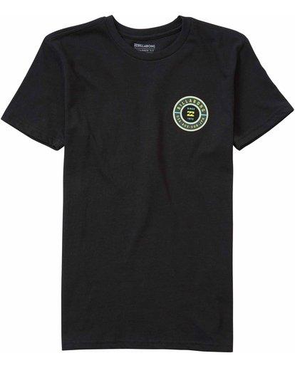 0 Baby Boys' Rotor T-Shirt  I401LROT Billabong
