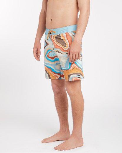 1 Sundays Arlite 18'' Boardshorts Bleu J1BS01BIS8 Billabong