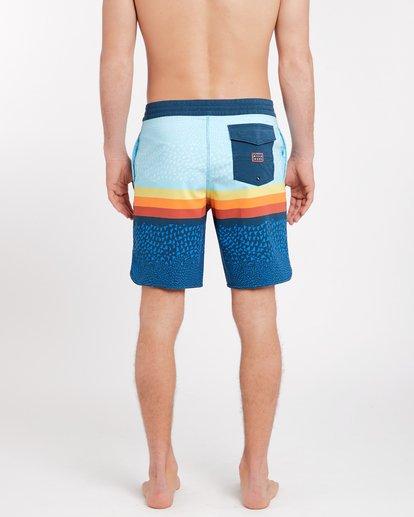 3 Fifty 50 Lo Tides 18'' Boardshorts Bleu J1BS08BIS8 Billabong