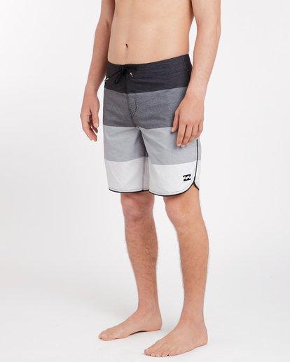 1 73 Originals Stripe 19'' Boardshorts Noir J1BS12BIS8 Billabong