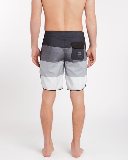 3 73 Originals Stripe 19'' Boardshorts Noir J1BS12BIS8 Billabong