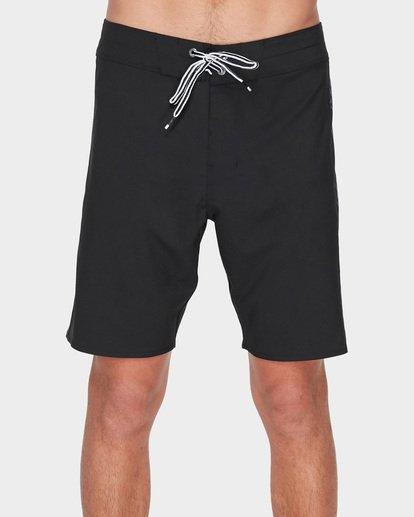 4 Creed Boardshort Noir J1BS20BIS8 Billabong