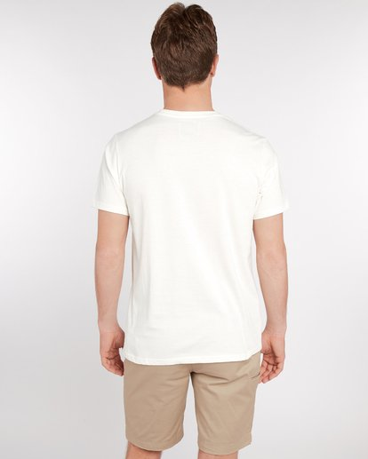 3 All Day Print Pocket T-Shirt Bleu J1JE02BIS8 Billabong