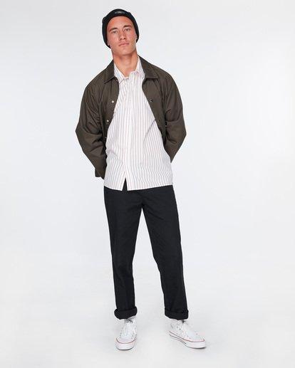 10 Creed Jacket Marron J1JK01BIS8 Billabong