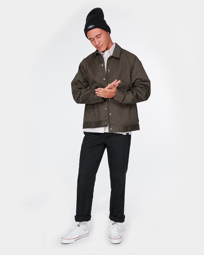 11 Creed Jacket Marron J1JK01BIS8 Billabong