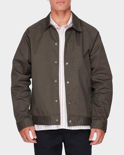 3 Creed Jacket Marron J1JK01BIS8 Billabong