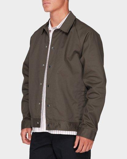 4 Creed Jacket Marron J1JK01BIS8 Billabong
