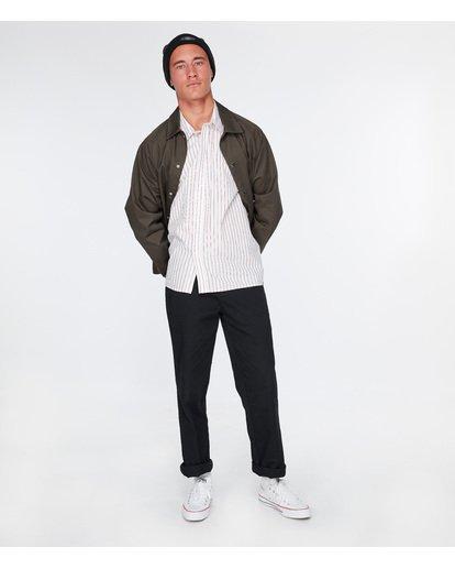 5 Creed Jacket Marron J1JK01BIS8 Billabong