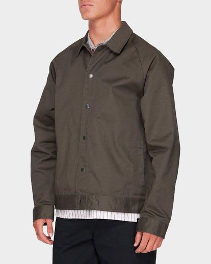 8 Creed Jacket Marron J1JK01BIS8 Billabong