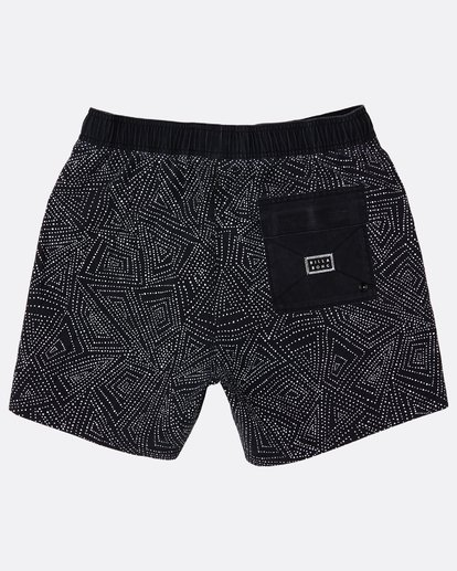 1 Sundays Laybacks 16'' Boardshorts Noir J1LB01BIS8 Billabong