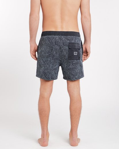 5 Sundays Laybacks 16'' Boardshorts Noir J1LB01BIS8 Billabong