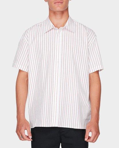 1 Creed Shirt Blanc J1SH07BIS8 Billabong
