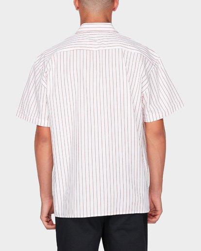 2 Creed Shirt Blanc J1SH07BIS8 Billabong