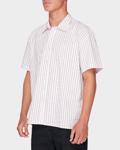 3 Creed Shirt Blanc J1SH07BIS8 Billabong