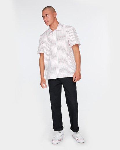 4 Creed Shirt Blanc J1SH07BIS8 Billabong