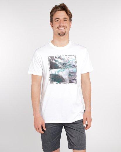 1 Morning Brisk T-Shirt Blanc J1SS04BIS8 Billabong
