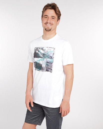 2 Morning Brisk T-Shirt Blanc J1SS04BIS8 Billabong
