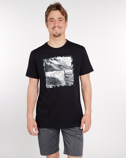 1 Morning Brisk T-Shirt Negro J1SS04BIS8 Billabong