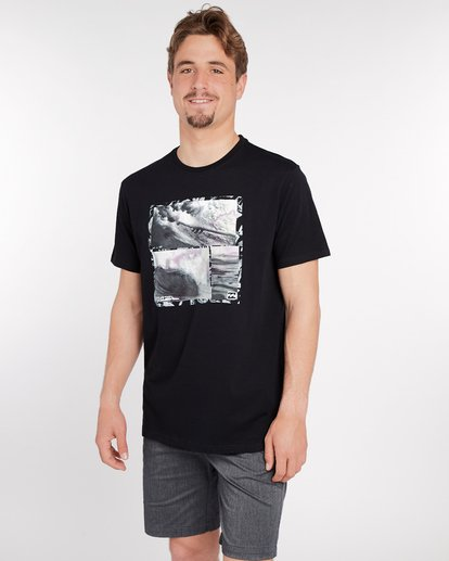 2 Morning Brisk T-Shirt Negro J1SS04BIS8 Billabong