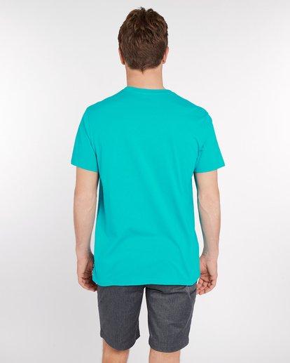3 Spacecase T-Shirt Vert J1SS05BIS8 Billabong