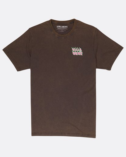 0 Otiss T-Shirt Gris J1SS06BIS8 Billabong