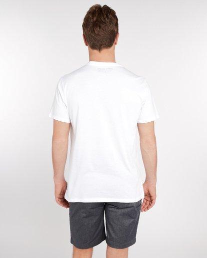 3 Access T-Shirt Blanc J1SS07BIS8 Billabong