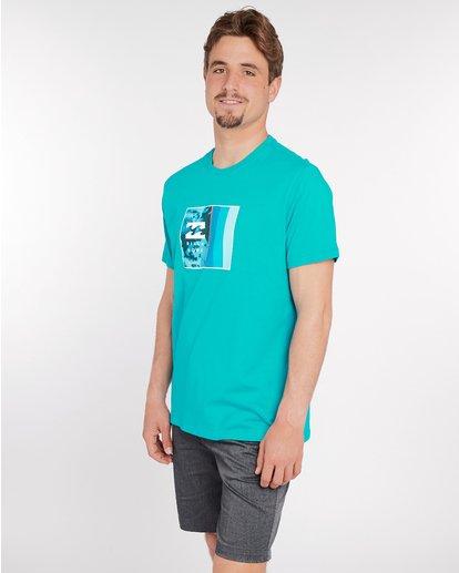 2 Dbah T-Shirt Vert J1SS09BIS8 Billabong