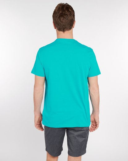 3 Dbah T-Shirt Vert J1SS09BIS8 Billabong