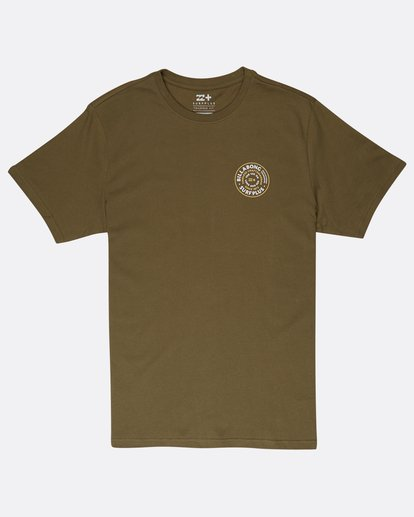 0 Mastercraft T-Shirt Vert J1SS10BIS8 Billabong