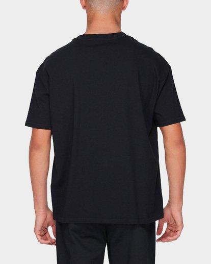 3 Thorn Logo T-Shirt Black J1SS28BIS8 Billabong