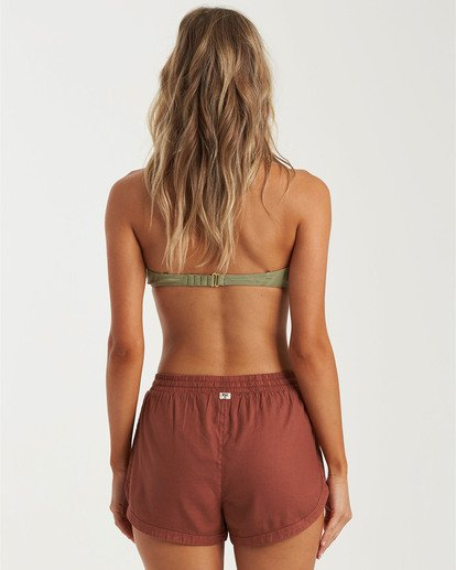 1 Road Trippin Short Brown J202EROA Billabong