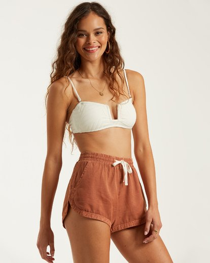2 Road Trippin Short Brown J202EROA Billabong