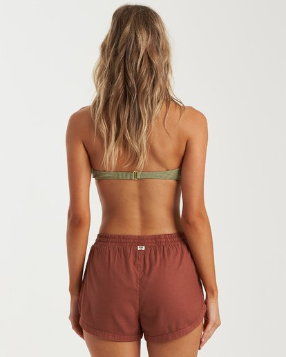 5 Road Trippin Short Brown J202EROA Billabong