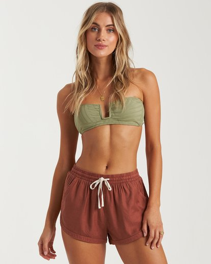 3 Road Trippin Short Brown J202EROA Billabong