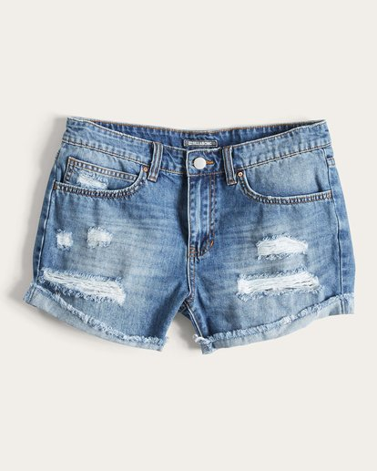 1 Coast Ryder Denim Short  J209LCOA Billabong