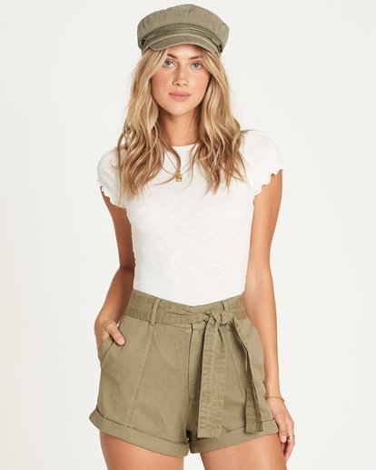2 Day After Day Short Green J212UBDA Billabong