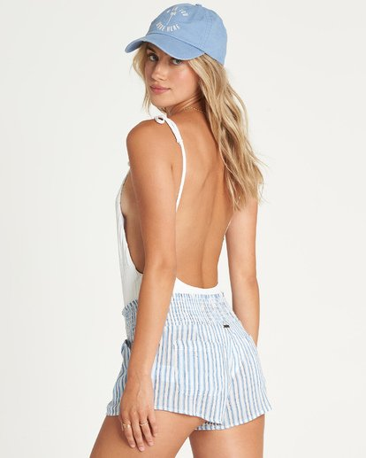 2 Waves For Days Short Blue J225JWAV Billabong