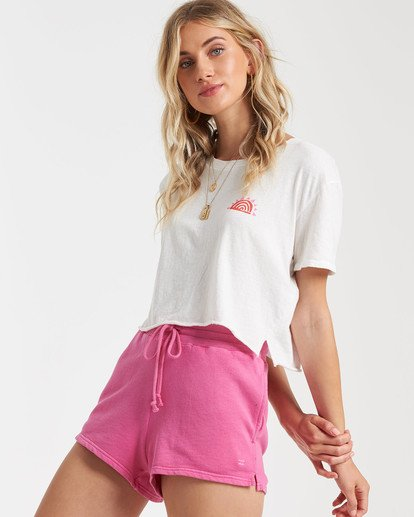 0 Gold Coast Short Pink J2402BGO Billabong
