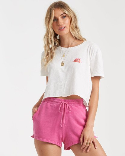 1 Gold Coast Short Pink J2402BGO Billabong