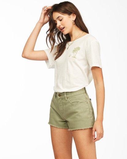1 Drift Away Shorts Green J250UBDR Billabong