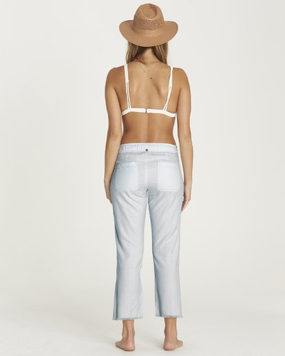 2 Casual Fling Crop Pant  J301PBCA Billabong