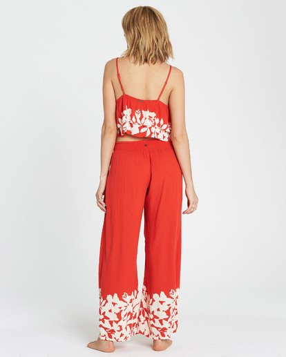 3 Adventure Spirit Wrap Pant Red J302NBAD Billabong