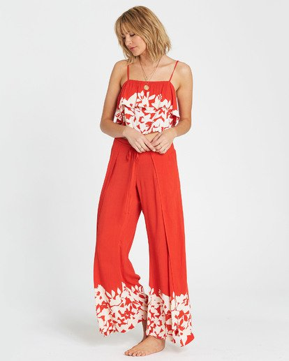 2 Adventure Spirit Wrap Pant Red J302NBAD Billabong