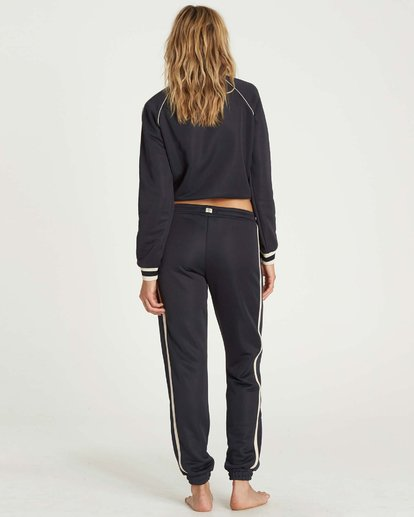 3 Current Mood Track Pant Black J303NBCU Billabong