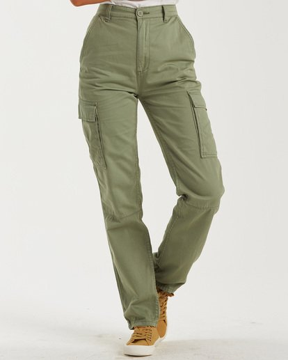 9 Kick Back Pant Beige J3043BKI Billabong