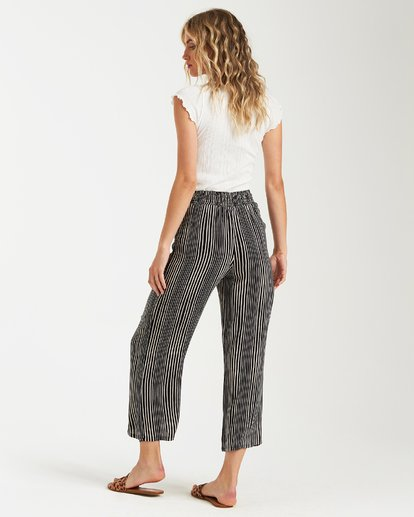 2 Cut Through Pant Black J304VBCU Billabong