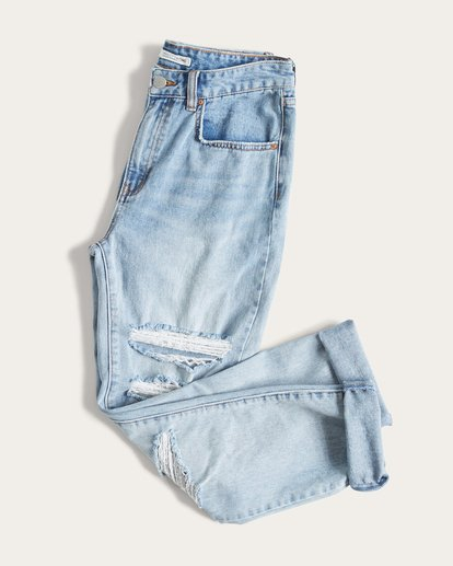 0 Cheeky High-Rise Jeans  J311LCHE Billabong